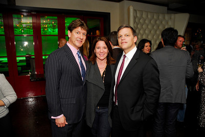 Lyndon Boozer,Kimball Stroud,Douglas Brinkley,March 15,2011,Book Party For Nick Galifianakis at Lincoln.Kyle Samperton