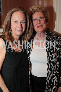 Carol Joynt, Ellen Charles. Photo by Alfredo Flores Book party for Carol Joynt Innocent Spouse A Memoir hosted by Ellen Charles May 19, 2011