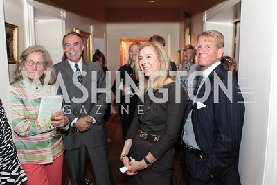 Photo by Alfredo Flores Book party for Carol Joynt Innocent Spouse A Memoir hosted by Ellen Charles May 19, 2011