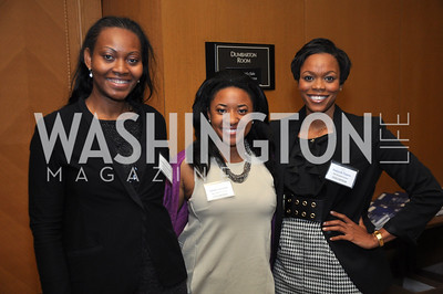 Stephanie, Omokaro, Tabitha, Salomon, Raqiyyah, Pippins , Boys and Girls Clubs, ICON Dinner