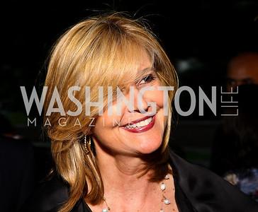 Kathleen Parker. Photo by Tony Powell. Bradley's Welcome Dinner for WHCD. Bradley residence. April 29, 2011