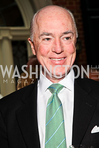 David Bradley. Photo by Tony Powell. Bradley's Welcome Dinner for WHCD. Bradley residence. April 29, 2011