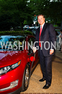 Siemen's CEO Eric Spiegel. Photo by Tony Powell. Bradley's Welcome Dinner for WHCD. Bradley residence. April 29, 2011