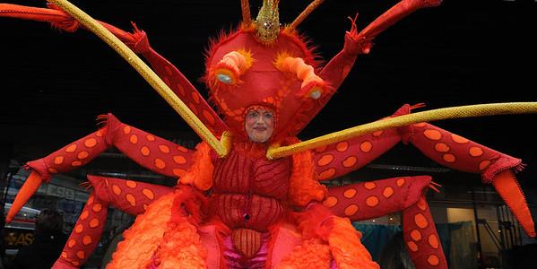 Bremer Karneval 2010 - LAND UNTER
