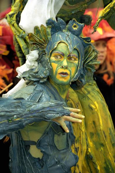 Bremer Karneval 2001 - Reise nach SambAsien