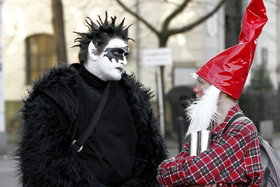 Bremer Karneval 2002 - Terra Magica