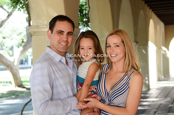 Brit Shackley Family