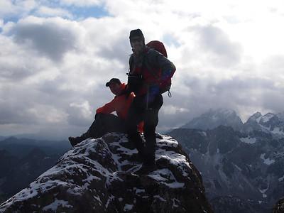 Buckhorn Mountain - November 2012