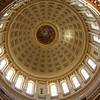 Dome in State Capitol, Madison, Wisconsin