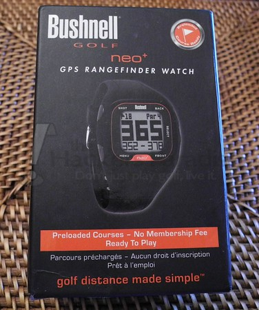 BushnellNeoGPSWatch