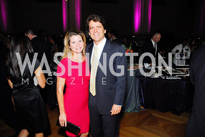 Jeanne Shriver,Mark Shriver,Butterfly Bash,October 14,2011,Kyle Samperton