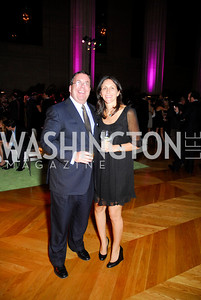 Phil Deutch,Nicole Elkon,Butterfly Bash,October 14,2011,Kyle Samperton