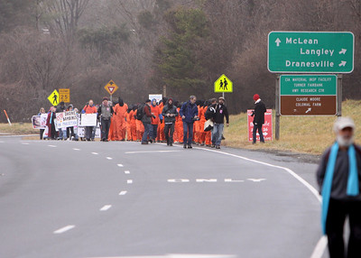 Please join us when we return to the CIA Headquarters on Saturday 2/9/13 at 10 am located at the 900 block of Dolley Madison Blvd/Rt.123., Langley, Virginia For more information contact Jack McHale: 703-772-0635