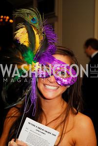 Brittany Beran,February 5,2011,CNMC Monte Carlo Night,Kyle Samperton