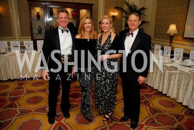 Chuck Walser,Carol Walser,Chesney Eden,Tim Eden,February 5,2011,CNMC Monte Carlo Night,Kyle Samperton