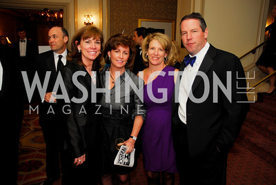 Suzanne Brennan,Mary Donatelli,Jeanne Ellis,Mike Ellis,February 5,2011,CNMC Monte Carlo Night,Kyle Samperton