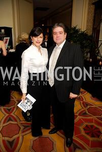 Koula Papadopoulos,Tom Papadopoulos,February 5,2011,CNMC Monte Carlo Night,Kyle Samperton