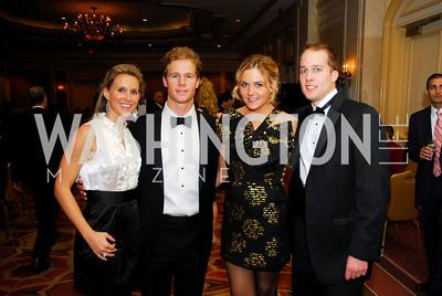 Jessica Larson,Craig Young,Kaitlyn Mulvey,Peter Brosenn,February 5,2011,CNMC Monte Carlo Night,Kyle Samperton