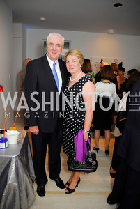 Michael Collins, Marie Collins, Cafritz End of Summer Party, September 9, 2011, Kyle Samperton