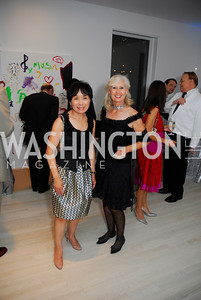 Doris Matsui, Willee Lewis, Cafritz End of Summer Party, September 9, 2011, Kyle Samperton