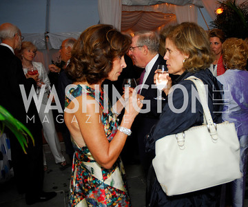 Beth Dozoretz, Gail Matheson, Cafritz End of Summer Party, September 9, 2011, Kyle Samperton