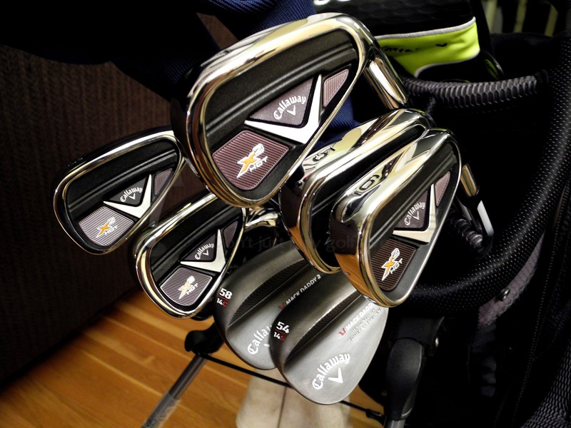 Callaway X2 Hot X2 Hot Pro Irons Preview Archive The Hackers