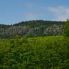 Megunticook cliffs from Nature Trail on Mount Battie 2.