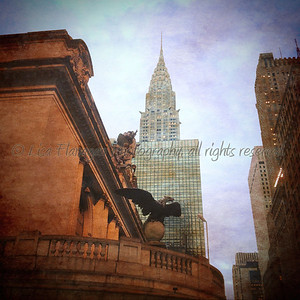 Grand Central and the Chrysler Building - 2 of my favorites of NYC