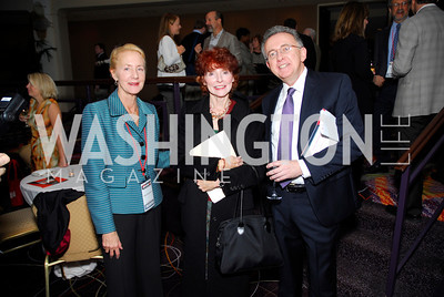 Ellen Bonepath, Kate Michelman,Roger Hickey,Campaign For America's Future,October 4,2011,Kyle Samperton
