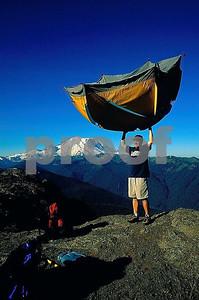 Brent & tent