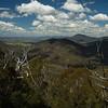 View from Gibraltar Peak, Tidbinbilla Canberra
