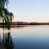 Lake Burley Griffin reflections, Canberra