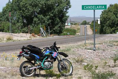 Candelaria, Texas 2007