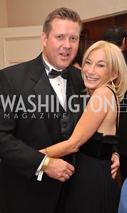 Griff Harrison and Benita Jenkins Capital City Ball, Washington Club, November 19, photos by Ben Droz