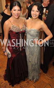 Veronica Amaya, Seda Nak Capital City Ball, Washington Club, November 19, photos by Ben Droz
