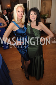 Christie Nightingale, Liz Sara Capital City Ball, Washington Club, November 19, photos by Ben Droz