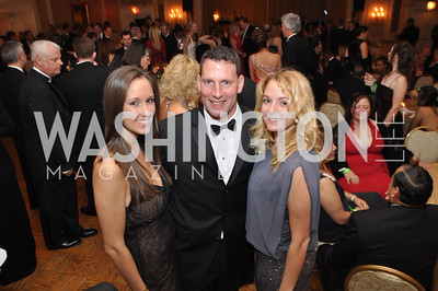 Jaime Cameron , Scott Frain , Brittany Raimo Capital City Ball, Washington Club, November 19, photos by Ben Droz