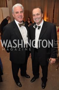 Dave Berkey, Sean Crowley Capital City Ball, Washington Club, November 19, photos by Ben Droz