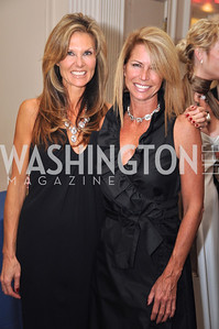 Dawn Tayman, Kelly Noonan Capital City Ball, Washington Club, November 19, photos by Ben Droz