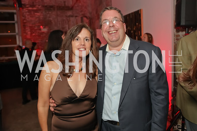 Michelle McCann, Phil Deutch. Capital For Children Casino Night 2011. Long View Gallery. October 1, 2011. Photo by Alfredo Flores