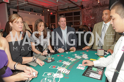 Capital For Children Casino Night 2011. Long View Gallery. October 1, 2011. Photo by Alfredo Flores