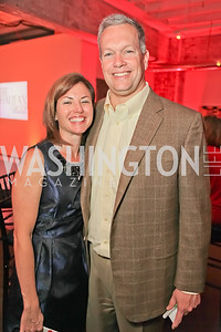 Melissa Allen, John Allen. Capital For Children Casino Night 2011. Long View Gallery. October 1, 2011. Photo by Alfredo Flores