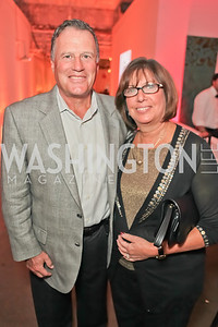 Mark Wishner, Laurie Wishner. Capital For Children Casino Night 2011. Long View Gallery. October 1, 2011. Photo by Alfredo Flores