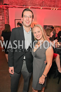 Heather Kahan, Daniel Kahan. Capital For Children Casino Night 2011. Long View Gallery. October 1, 2011. Photo by Alfredo Flores