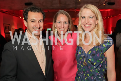 Nick Kilavos, Mary Kilavos, Allison Dunlap. Capital For Children Casino Night 2011. Long View Gallery. October 1, 2011. Photo by Alfredo Flores