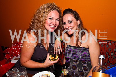 Amber Yancey, Stephanie Jojokian. Photo by Tony Powell. CMP Kennedy Center Gala After Party. Cities. May 14, 2011