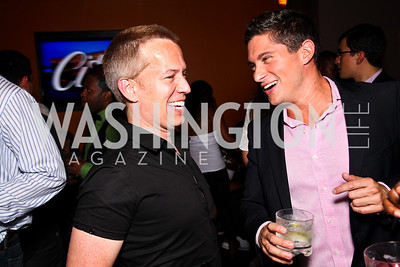 Matt Thompson, Andrew Noyes. Photo by Tony Powell. CMP Kennedy Center Gala After Party. Cities. May 14, 2011