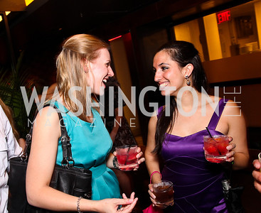 Ashley Brune, Gina Consumano. Photo by Tony Powell. CMP Kennedy Center Gala After Party. Cities. May 14, 2011