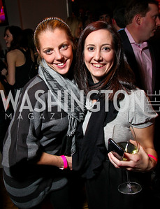 Sabrina and Lucetta Furr. CMI Winter Fundraiser. Photo by Tony Powell. Dirty Martini. January 13, 2011
