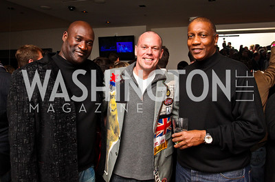 John Thiero, Freddie Wyatt, Wil Rogers. CMI Winter Fundraiser. Photo by Tony Powell. Dirty Martini. January 13, 2011